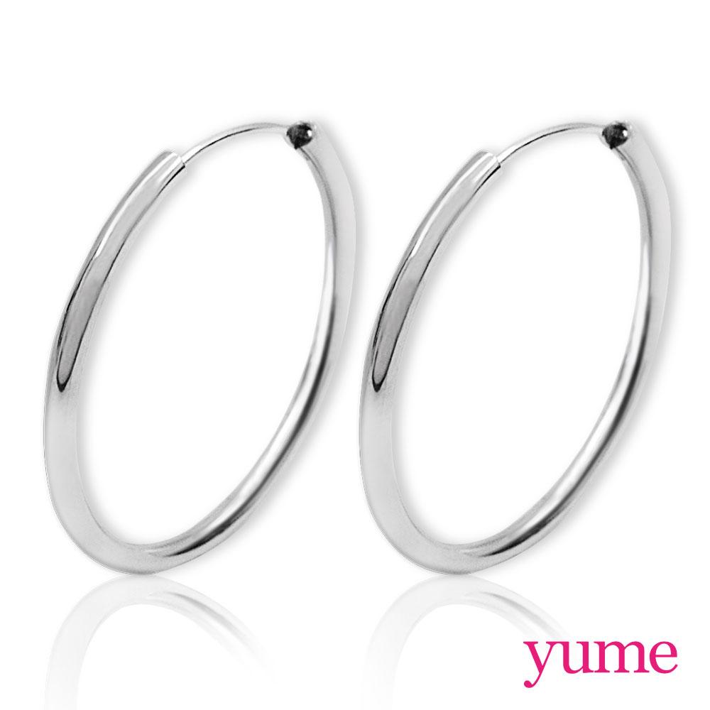YUME - 細圈圈耳環(40mm)