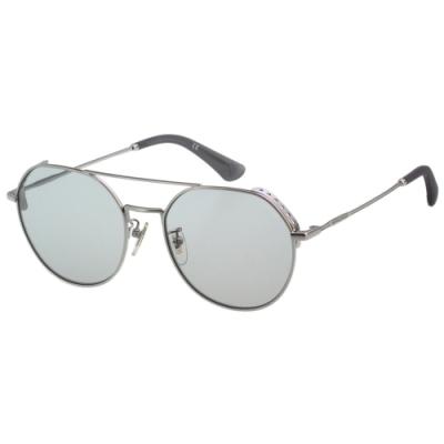 POLICE 水銀面 太陽眼鏡 (銀色)SPL636N