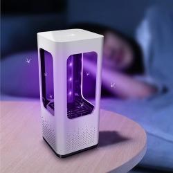 新升級靜音光催化滅蚊燈 吸入式捕蚊燈 usb接口
