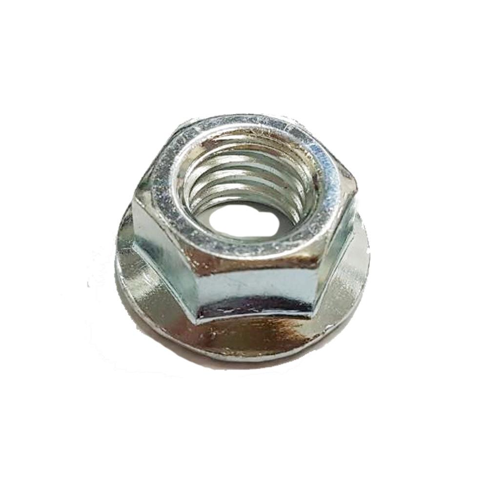 SS002 魚尾螺絲帽 大圓頭電鍍 高張力螺絲 角鐵螺絲 1/2 (100支/包)