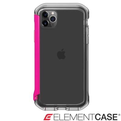 美國 Element Case iPhone 11 Pro Rail 神盾軍規殼- 晶透粉
