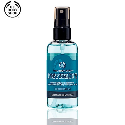 The Body Shop 薄荷沁涼足部噴霧100ML