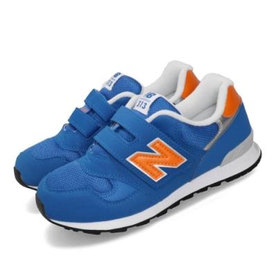New Balance 慢跑鞋 PO313RBW 寬楦 童鞋