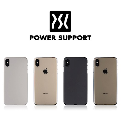POWER SUPPORT iPhone XS Max Air Jacket超薄保護殼
