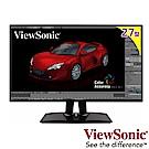 [無卡分期12期] ViewSonic VP2768 27型IPS可旋轉專業型電腦螢幕