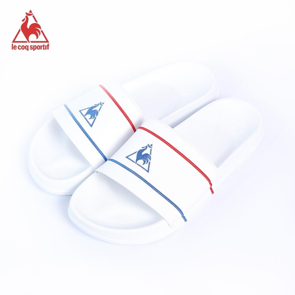 法國公雞牌拖鞋 LKL7302800-中性-白