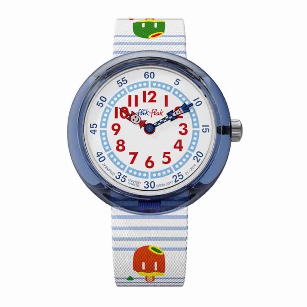 FlikFlak 兒童錶 ICY PARTY 冰上樂園手錶
