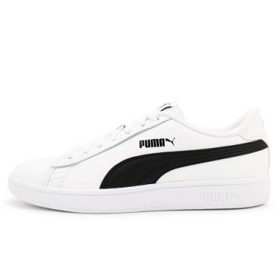 Puma Smash v2 L 男女休閒鞋-白-36521501
