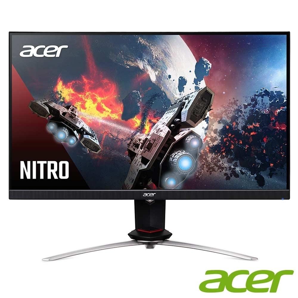 Acer XV253Q P 25型 IPS 極速G-Sync垂直旋轉HDR電競螢幕