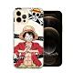 東映授權正版 航海王 iPhone 12 Pro Max 6.7吋 透明空壓手機殼(封鎖魯夫) product thumbnail 1