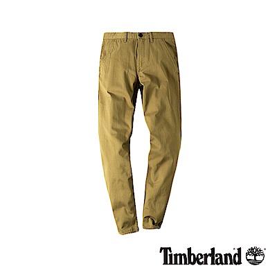 Timberland 男款古銅色直筒休閒褲 A1HD1