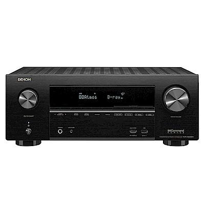 DENON AVR-X2500H 7.2聲道4K AV環繞收音擴大機