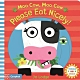 Moo Cow, Moo Cow, Please Eat Nicely! 推拉硬頁書 product thumbnail 1