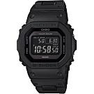 CASIO 卡西歐 G-SHOCK 藍芽電波手錶-黑(GW-B5600BC-1B)
