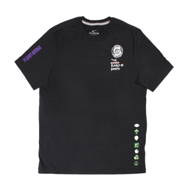 NIKE 男 AS SUMMER HOOPS GRAPHIC SS TEE 圓領T(短)