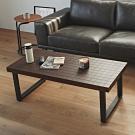 完美主義 棋盤格紋質感大茶几/3.6尺茶几桌(2色)