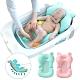 colorland 嬰兒洗澡沐浴床網兜 寶寶洗澡神器浴盆防滑墊浴架 product thumbnail 2