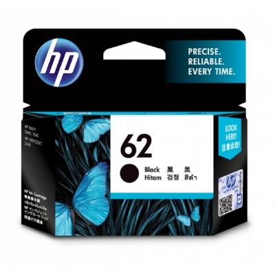 HP C2P04AA 原廠黑色墨水匣 NO:62
