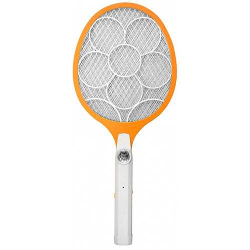 KINYO大網面分離式充電捕蚊拍(CM-2225)