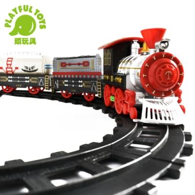 Playful Toys 頑玩具 電動軌道火車