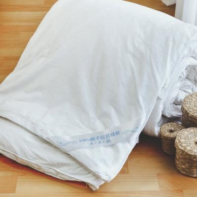 絲薇諾  100%手拉長纖蠶絲被3.5KG-雙人6x7尺
