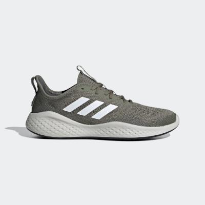 ADIDAS 透氣 舒適 運動 慢跑鞋 男鞋 灰 EG3661 FLUIDFLOW SHOES