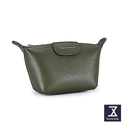 74盎司 Tender Lady 真皮造型零錢包[LN-697]綠