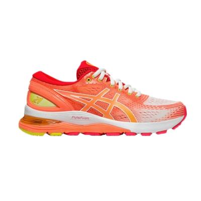 Asics GEL-NIMBUS 21 SHINE 女慢跑鞋