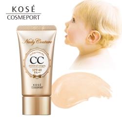 【KOSE 高絲】Nudy Couture 礦物CC霜(30g)
