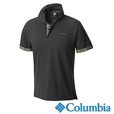 Columbia 哥倫比亞  男款-快排短袖POLO衫- UAE01520