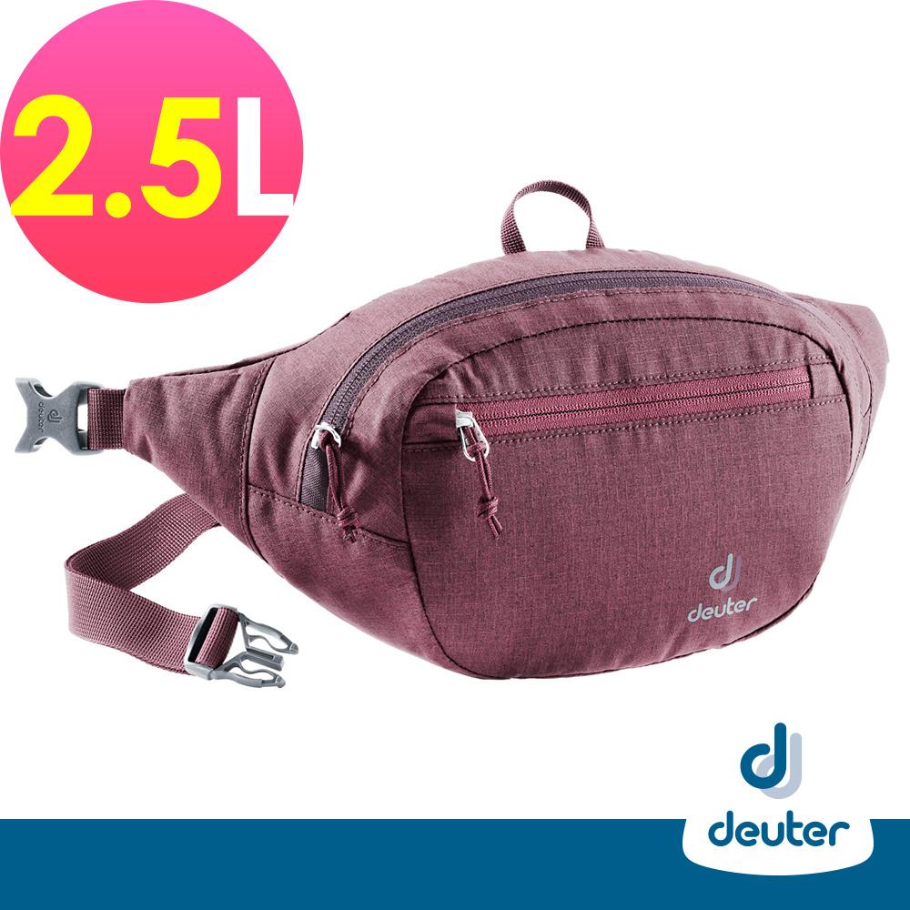 【德國DEUTER】Belt ll 2.5L 隨身腰包/霹靂腰包/收納輕便 39014 紫