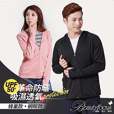 BeautyFocus 全面升級UPF50+連帽防曬外套(2款)