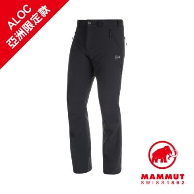 【Mammut】Winter Hiking保暖長褲 黑色 男款#1021-00430