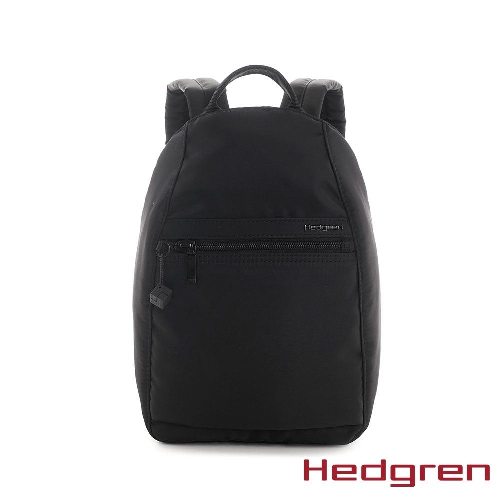 【Hedgren】黑後背開口包 - HIC11 VOGUE