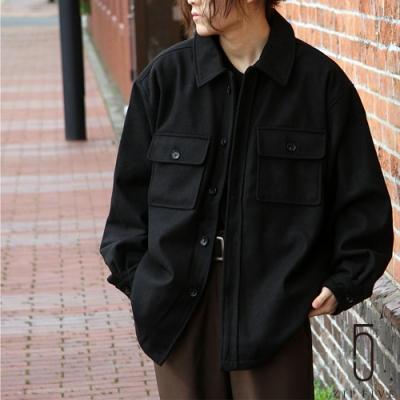 ZIP日本男裝 麥爾登毛呢CPO夾克外套 (9色)