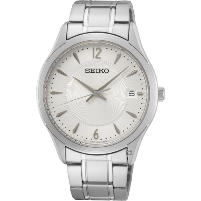 SEIKO精工 CS系列經典雋永腕錶( SUR417P1/6N52-00D0S)-39.5mm
