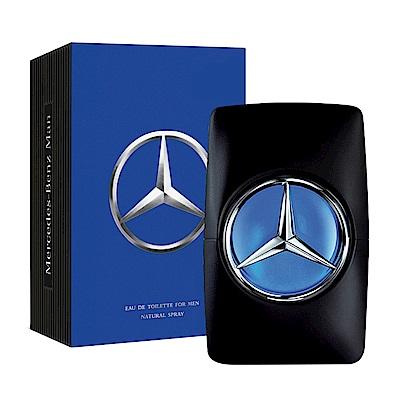 Mercedes Benz賓士 王者之星男性淡香水50ml