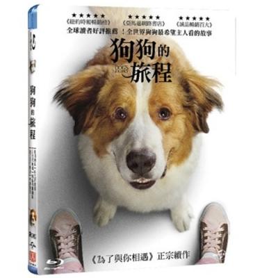狗狗的旅程 藍光 BD
