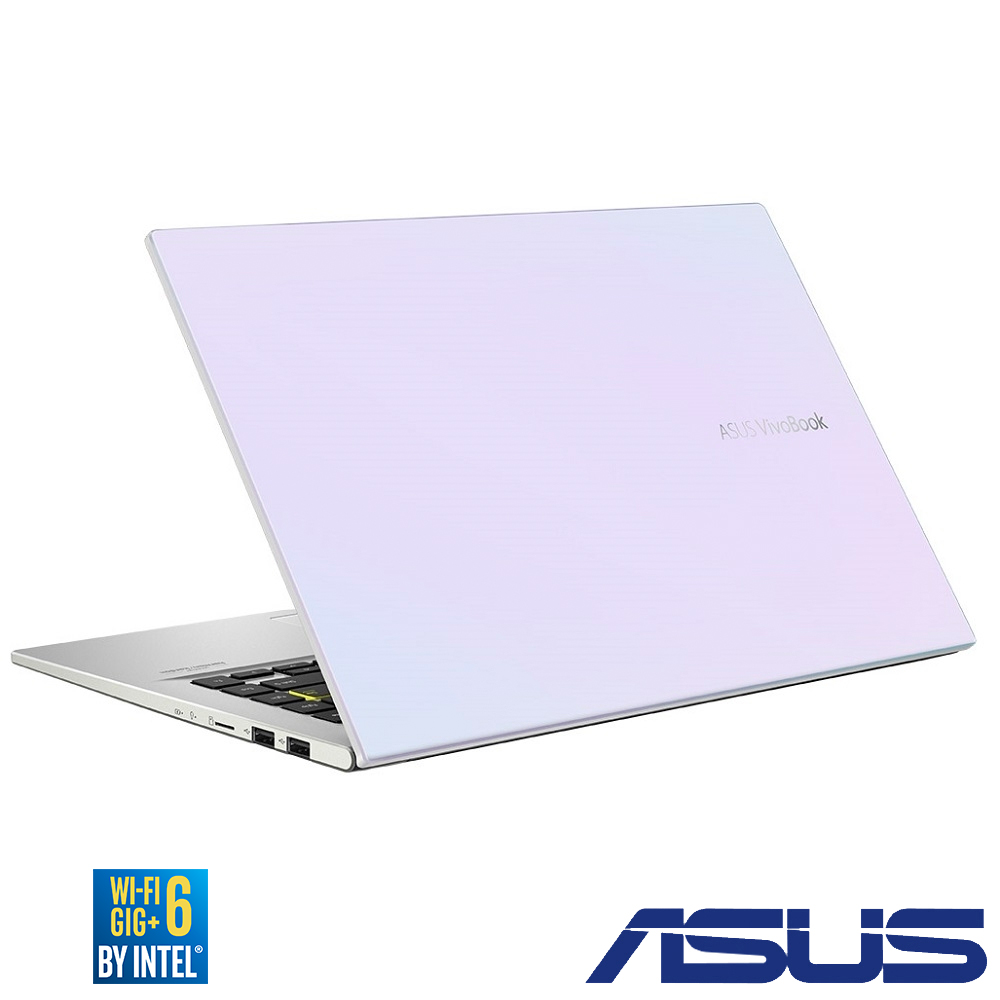 ASUS X413JA 14吋筆電(i5-1035G1/8G/512GB SSD/VivoBook 14/幻彩白) product image 1