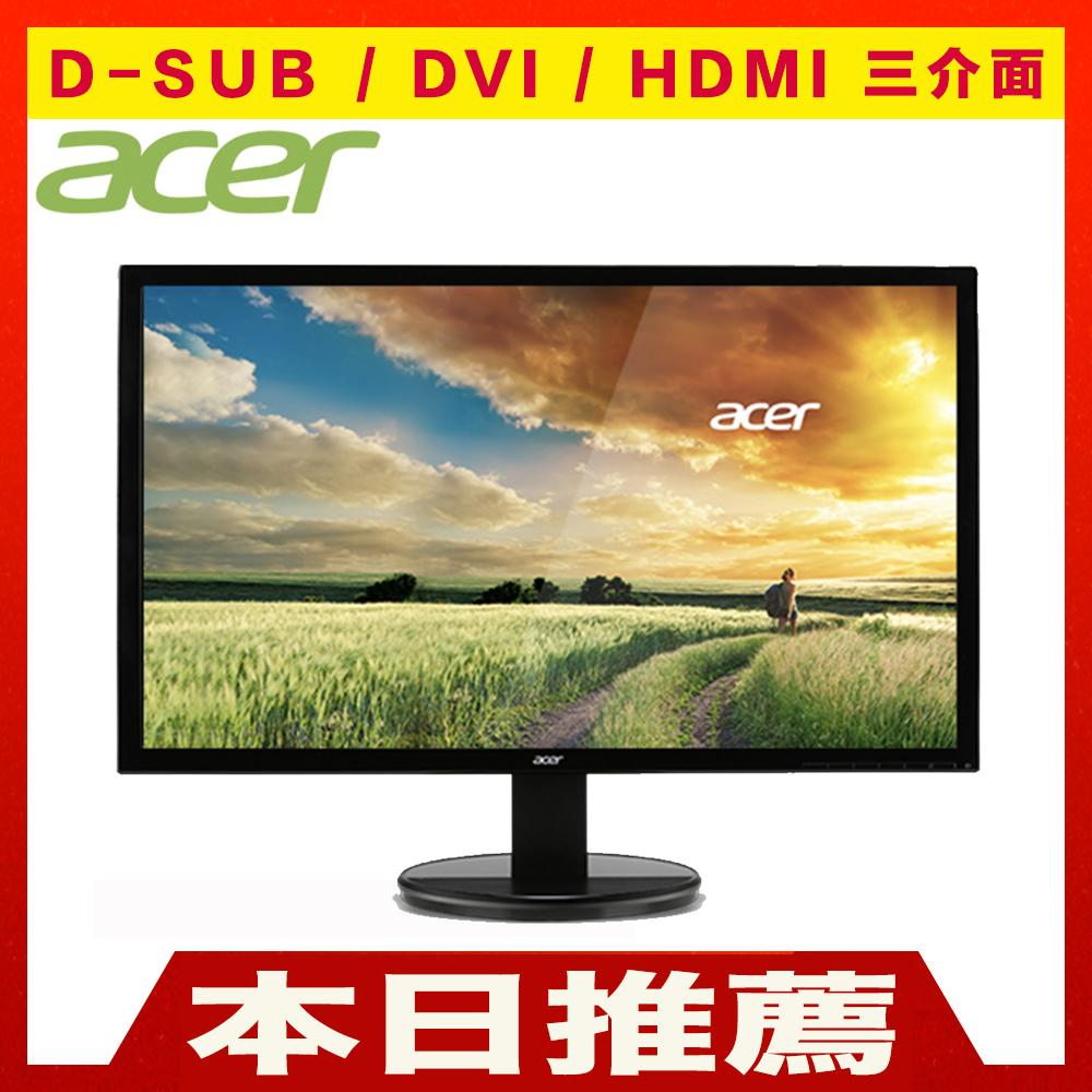 acer K222HQL 22型 高對比電腦螢幕