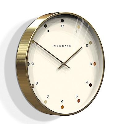 Newgate 英倫風格時鐘-北歐極簡-圓點-35cm