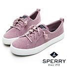 SPERRY 街頭風尚時尚帆布鞋(女)-粉