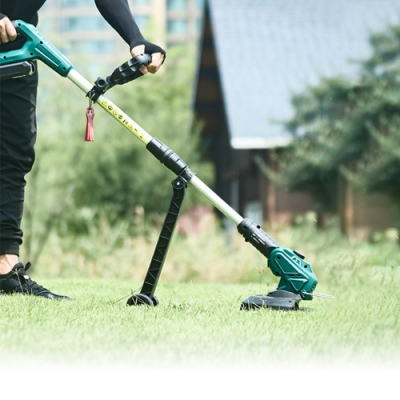 【Effect】充電強勁鋒利高效能實用電動割草機