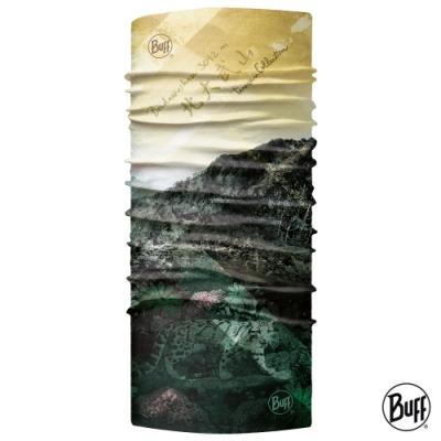 【西班牙BUFF】Coolnet抗UV頭巾-台灣系列-北大武山