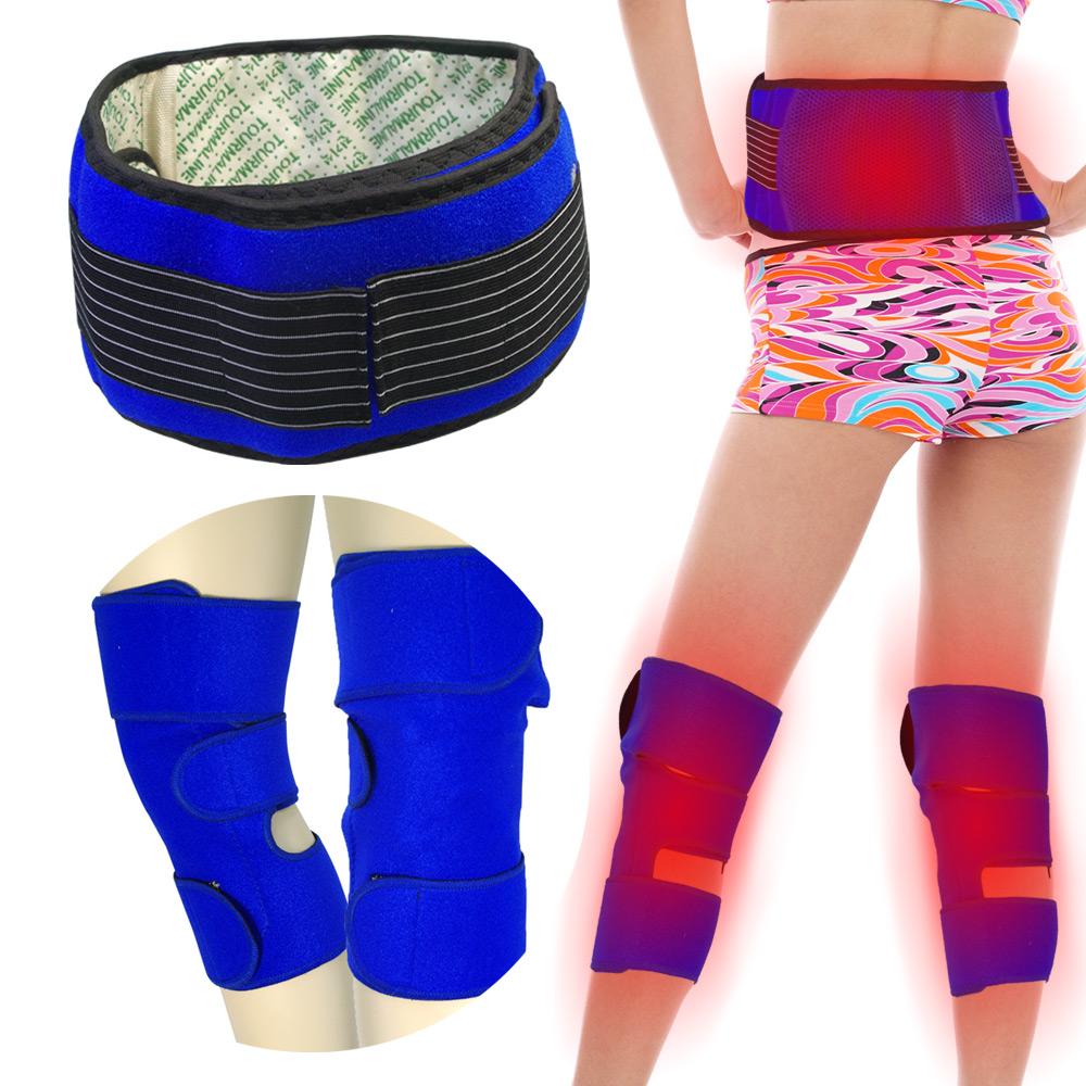 神奇藍色魔敷帶-腰部x1+膝x2