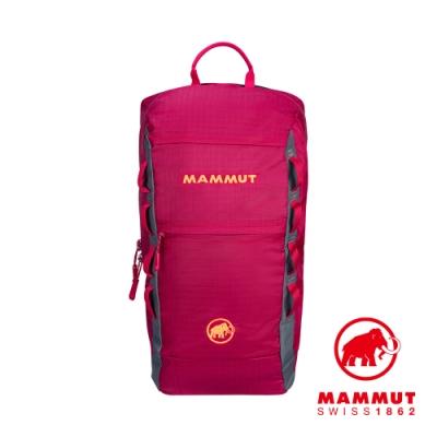 【Mammut】Neon Light 12L 運動休閒背包 夕陽紅 #2510-02490
