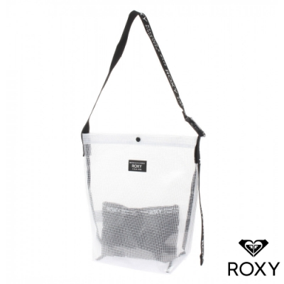 【ROXY】DEL MAR 防水肩背包 白