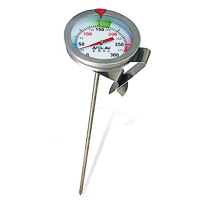 Dr.AV 多用途不鏽鋼烹飪溫度計(GE-315D)