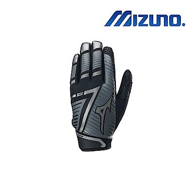 Mizuno B-303 打擊手套 黑x碳灰 330396.9092