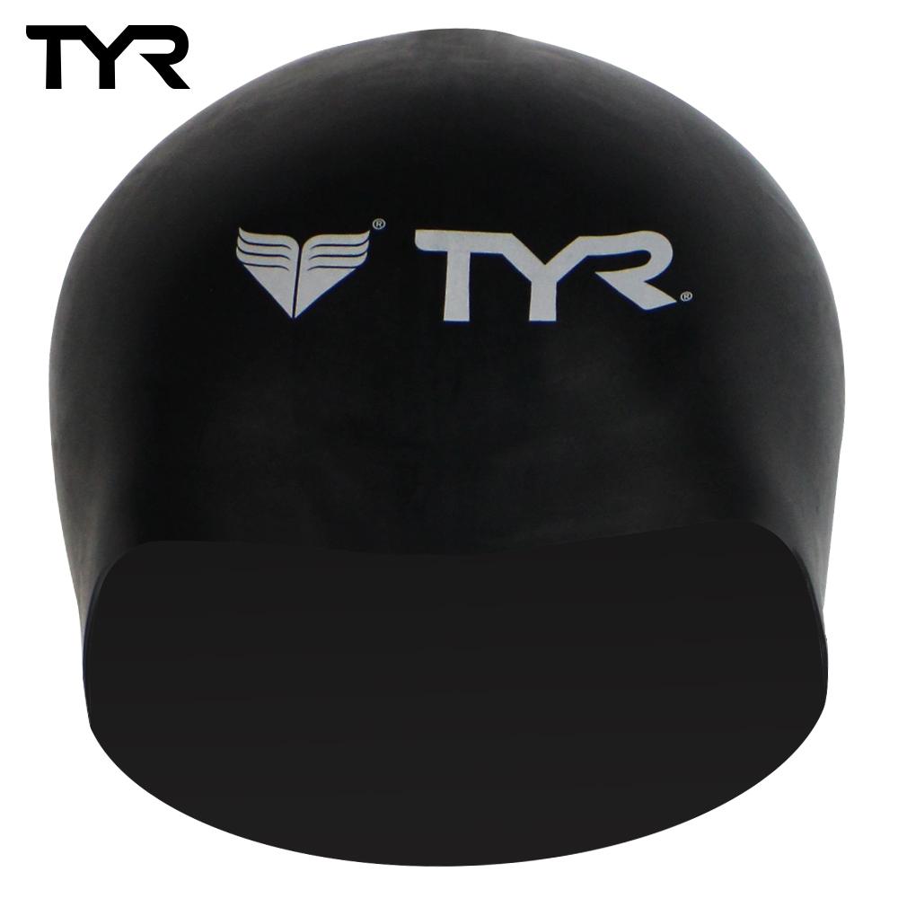 美國TYR 成人矽膠泳帽 Solid Silicone